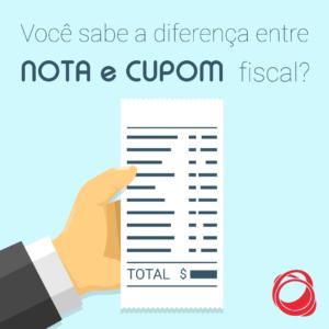 Nota e Cupom Fiscal